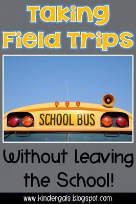 Building Brain Power with Field Trips...Without Leaving the School