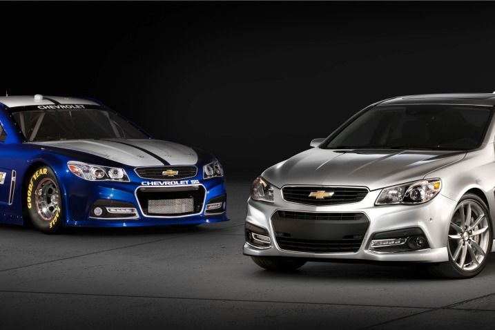 The 2014 Chevrolet SS is expected to deliver 415 horsepower.