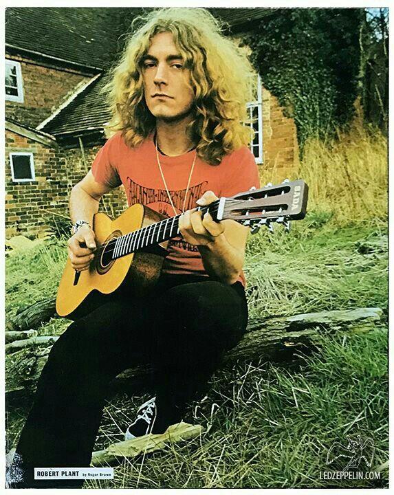 Rockstars Robert Plant Led Zeppelin Led Zeppelin Robert Plant