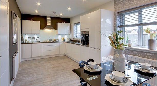 Liberty Park devlopment #Kitchen #Interiors #Bathgate
