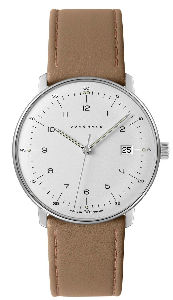 Junghans Max Bill Watch Range Updated For 2015 Watch Releases