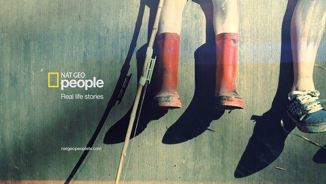 2014 - Nat Geo People. Channel Branding.