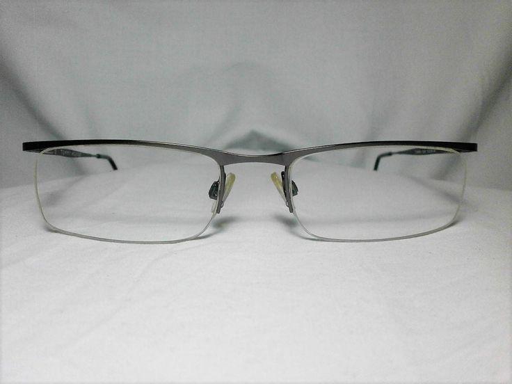 Tommy Hilfiger,  rimless, eyeglasses frames, men's, women's, unisex, vintage by FineFrameZ on Etsy