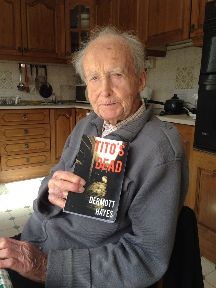 To Marty, the Storyteller...TITO'S DEAD  is now available in paperback from Amazon