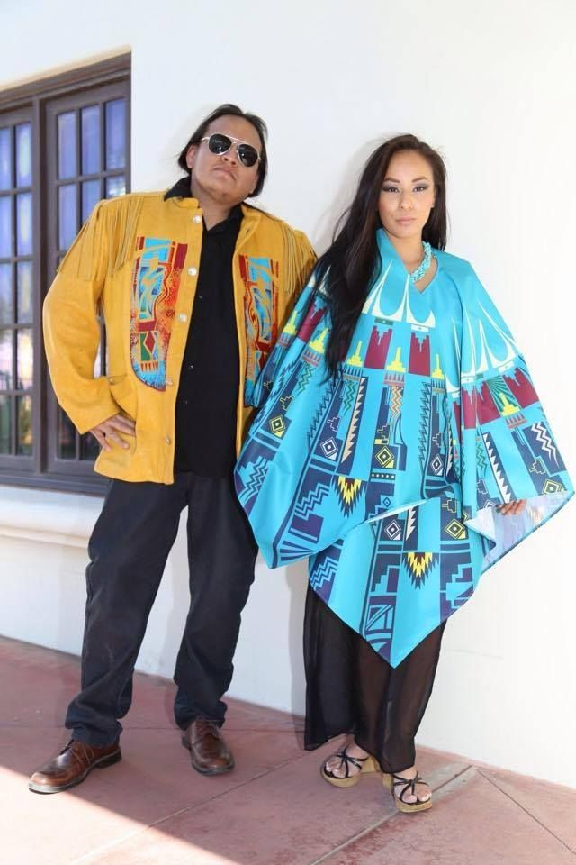 Introduced At The 57th Annual Heard Museum Indian Market Phoenix Arizona 2015 Model Leander