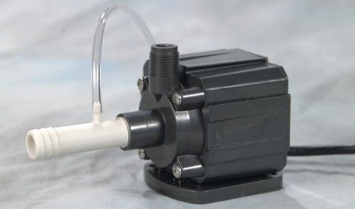 Supreme Magnetic Drive 12 Aquarium Pump w/ Fractionating Impeller & Venturi