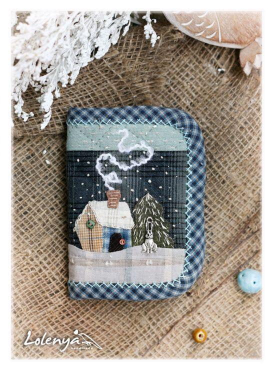 :: ☃ Crafty ☃ Winter ☃ :: Gallery.ru / Purse 23 - кошельки 1 - lolenya
