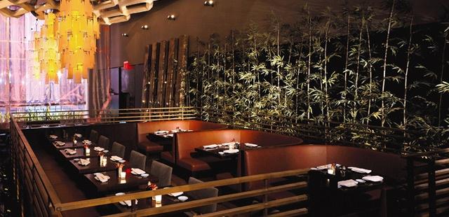 Bryant Park Hotel. Koi Japanese Restaurant