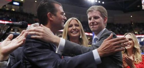 Convención republicana elige a @realDonaldTrump como su...