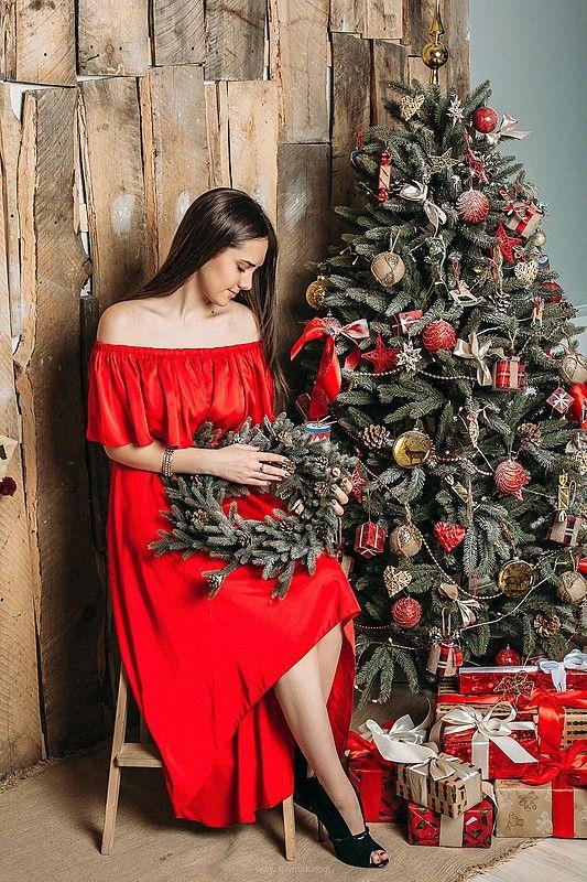 Фотограф Лилия Мак   Новогодние фотосессии в Ставрополе   Интерьерные фотостудии