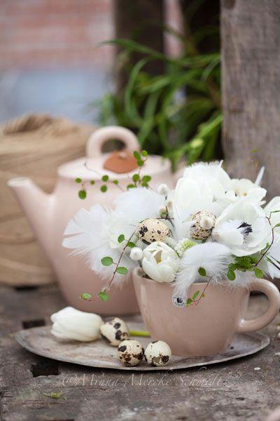 Easter decorating | blomsterverkstad | Sköna Hem