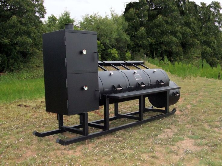 Image result for offset smoker plans smoker plans bbq