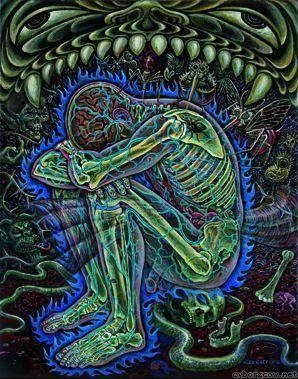 Alex Grey -- I believe everyone deserves to live a life free from pain and stress. Find your Presence, and joy of Being. Discover PowerStrips, a natural pain solution free from harmful drugs: http://presence.fgxpress.com