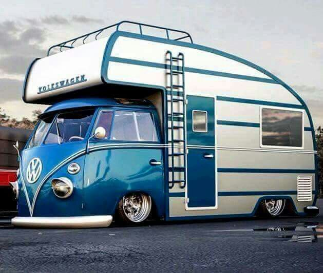 Neat lookin VW.