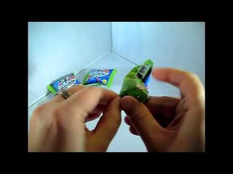 Stikeez von Lidl - aus dem Ozean - 2015 - auspacken der niedlichen Figuren - Plopper - ploppen