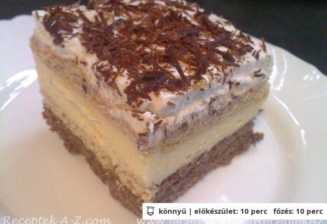 3bit sütés nélkül   NOSALTY – receptek képekkel