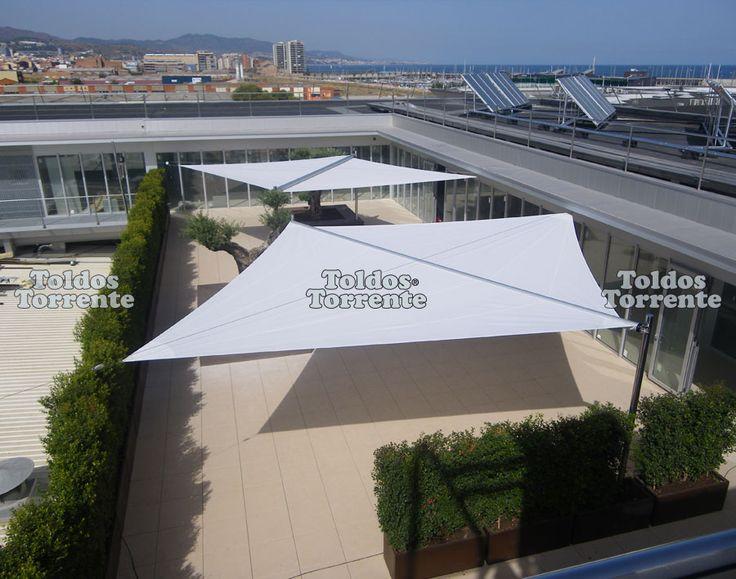 M s de 1000 ideas sobre lona toldo en pinterest toldos - Toldo de terraza ...
