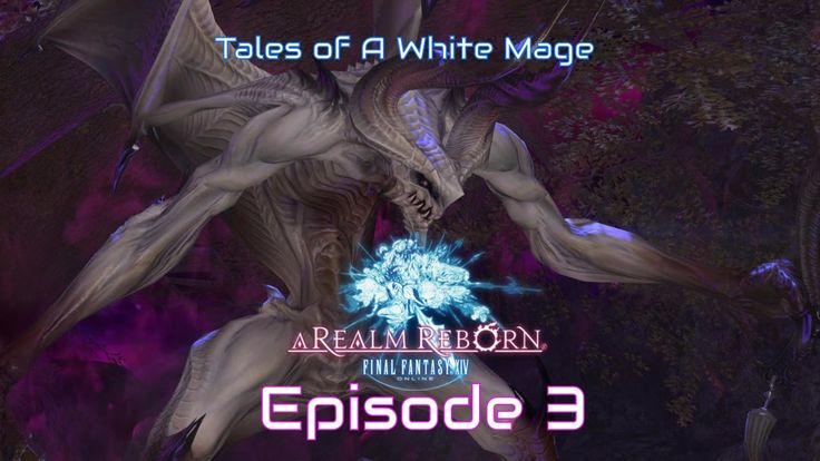 Tales of a White Mage :: FFXIV A Realm Reborn :: To Guard a Guardian :: ...