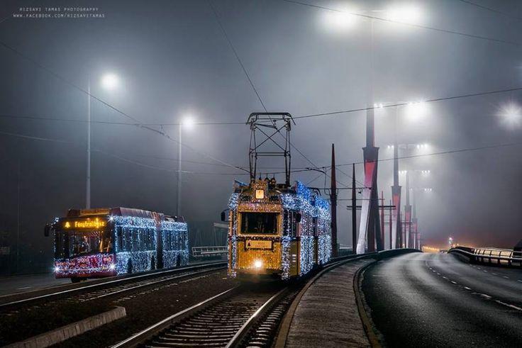 Fénytroli és Csillamos - Budapest