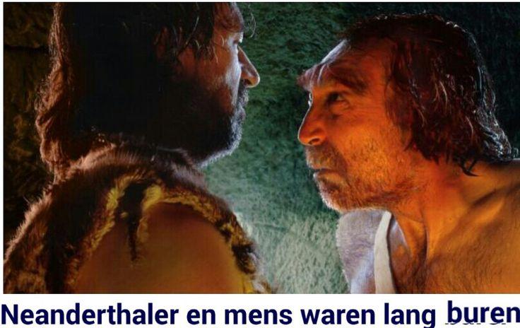 Dat meldt een internationaal team van wetenschappers, onder leiding van de universiteit van Oxford, in het blad Nature.  Het team ontdekte ook dat de jongste resten van Neanderthalers uit het Belgische Spy komen.  Door gebruik te maken van een nieuwe methode om vindplaatsen te dateren, ontdekten de onderzoekers dat het Neanderthalertijdperk 40.000 jaar geleden ten einde kwam. Dat is 10.000 jaar eerder dan tot nu toe werd aangenomen.  Mozaïek  Ook al is er nog geen bewijs dat Neanderthalers…