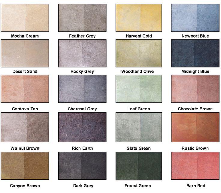 Earth Tone Kitchen Colors: 95 Best Colors Images On Pinterest