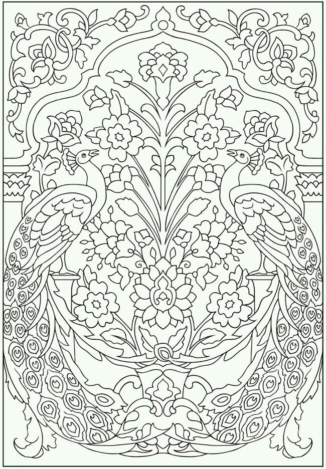 arTErapia | Stencil Patterns | Pinterest | Coloring pages, Coloring ...