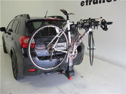 Y02458 Cl 2 3 Yakima Hitch Bike Racks On 2017 Subaru Xv Crosstrek