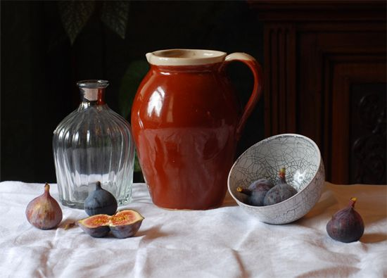 HOW TO: photographing still life with WillKemp to use as proper references for painting...