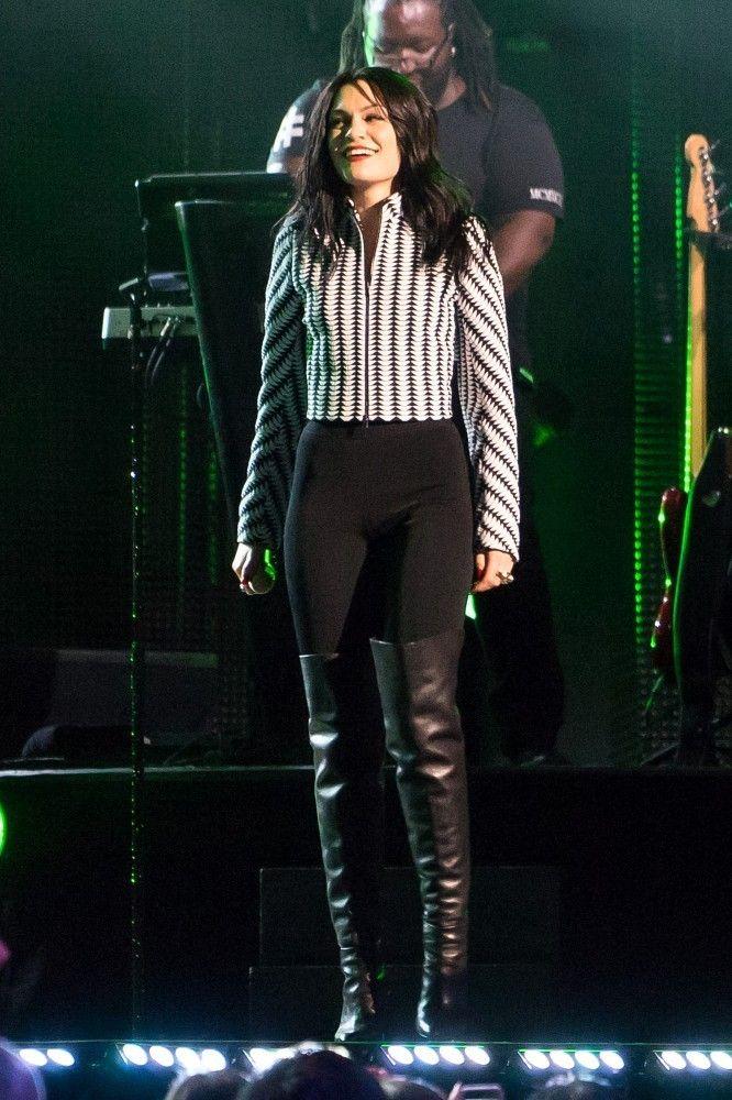 Jessie J Photos: Jessie J Performs on 'Jimmy Kimmel Live!'