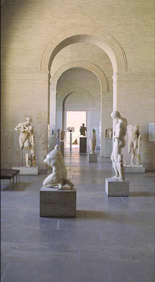 Uno de mis museos favoritos: la Gliptoteca, Munich