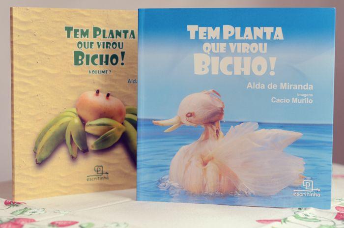 """Dica de Livro: """"Tem Planta que Virou Bicho!"""""""