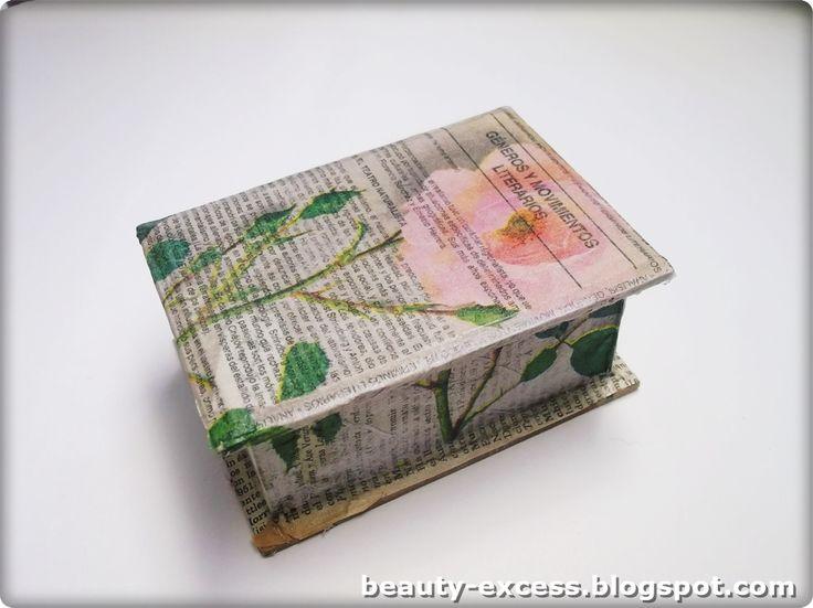 #diy #deoupage #decopatch