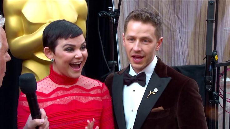 Watch Ginnifer Goodwin on the Red Carpet with Oscars 2017 All Access