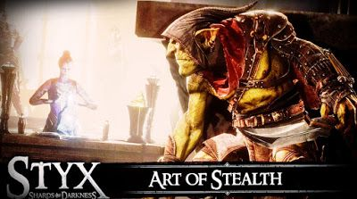 TeknoBakış: Styx Shards of Darkness PC inceleme ve Sistem Özel...