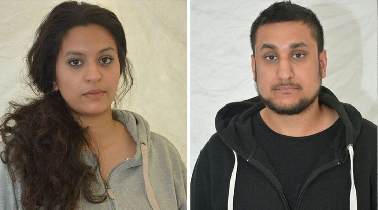 Foiled by Twitter: British couple found guilty of planning London terrorist attack  http://pronewsonline.com  © Thames Valley Police