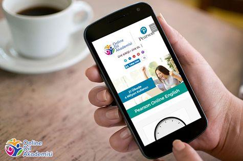 Mobil öğrenme! Günlük hayatımızda elimizden düşürmediğimiz telefonlarımızı #ODA'nın İngilizce programında da kullanın!  #İngilizce
