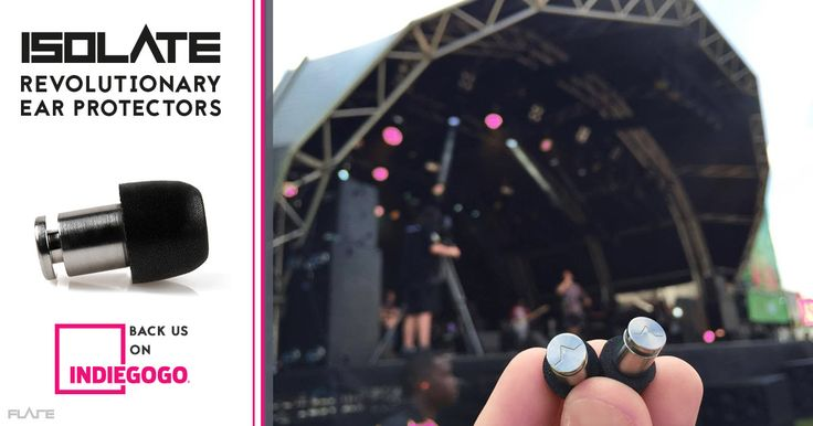 Revolutionary solid titanium micro ear protectors that isolate you from noise like never before.   Crowdfunding is a democratic way to support the fundraising needs of your community. Make a contribution today!