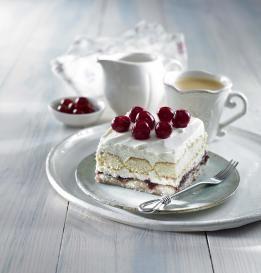 Przepis na Tiramisu z wiśnią nadwiślanką #ChNP i białą czekoladą