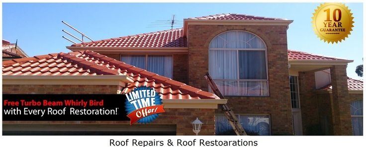 Melbourne Roof Repairs is working in the roof restoration industry for over 20 years, with experience in all kinds of roof repairs. I am the proud founder of this company who believes in delivering excellent work only. My work delivers high quality, restores which includes roof cleaning, re-bedding, repointing, roof painting, roof plumbing and much more.