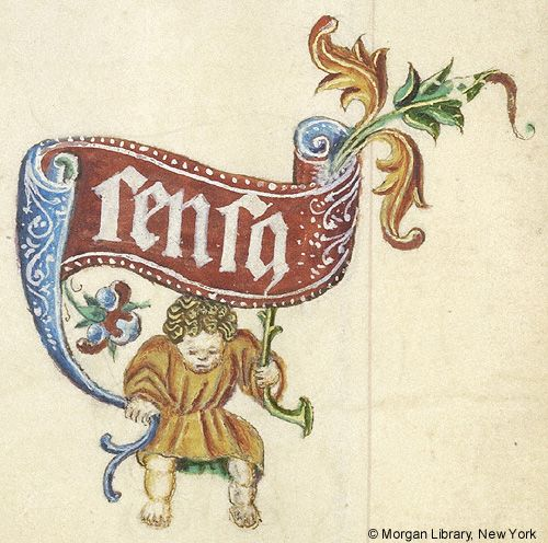 Missal, M.450 fol. 75v - Images from Medieval and Renaissance Manuscripts - The Morgan Library & Museum
