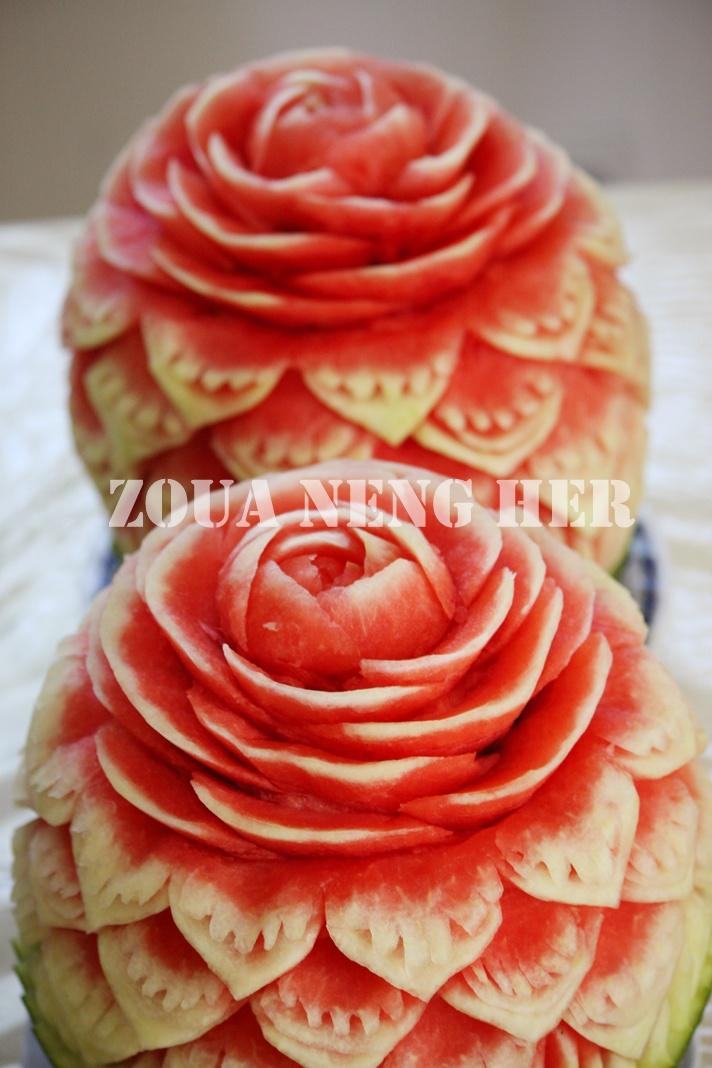 watermelonDesign Food, Art Watermelon, Watermelon Art, Watermelon Design, Food Design, Watermelon Carvings, Food Art, Watermelon Flower, Juicy Watermelon