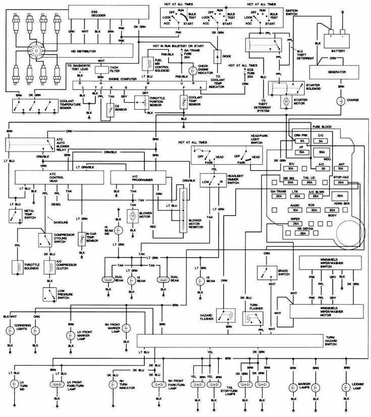 20 Automatic Auto Wiring Diagram Software Ideas Electric