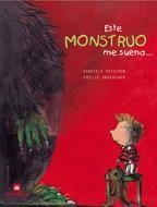 """""""Este monstruo me suena"""", Gabriela Keselman - Emilio Uberuaga. La Galera. ¡Un libro monstruosamente encantador! La impericia de papá y sus ganas de jugar hacen del baño una peligrosa aventura, pero -a punto de ser devorado- el niño descubre por qué """"este monstruo me suena"""". Los más pequeños disfrutan enormemente con los equívocos y el sentido del humor cercano a sus experiencias. Las ilustraciones ¡geniales! ...¿o sera mejor decir monstruosas?"""