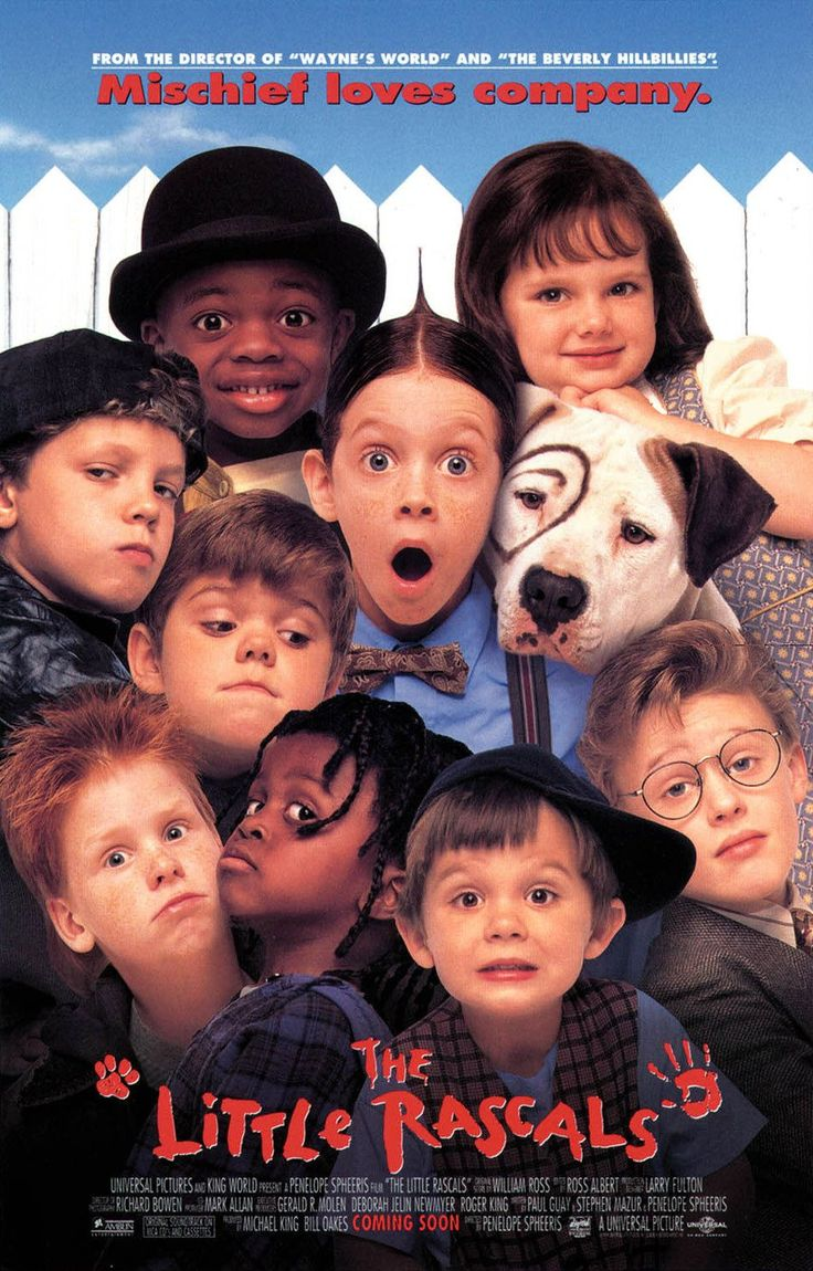 Les chenapans (The little rascals) - film 1994 - Fan de Cinéma