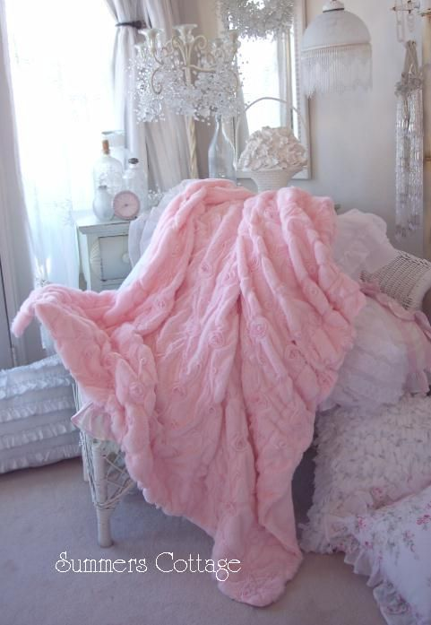 Beach House Linens for Shabby Chic Romantic Homes