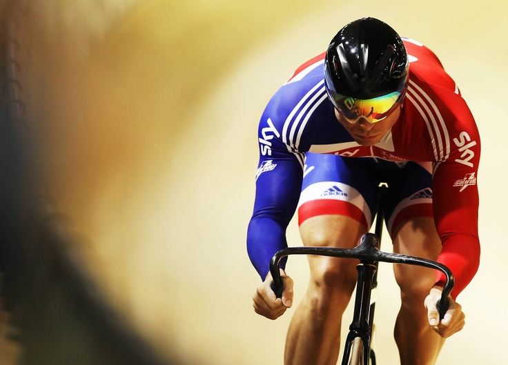 Sir Chris Hoy - Great Britain's most successful olympian. http://www.chrishoy.com