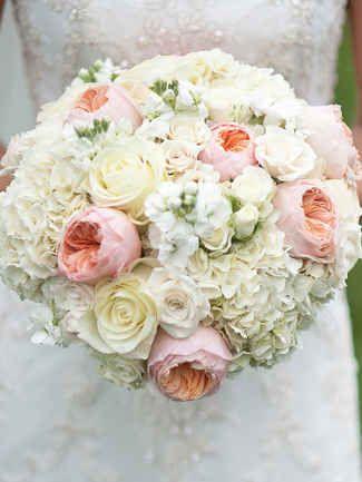 15 gorgeous hydrangeas wedding bouquets
