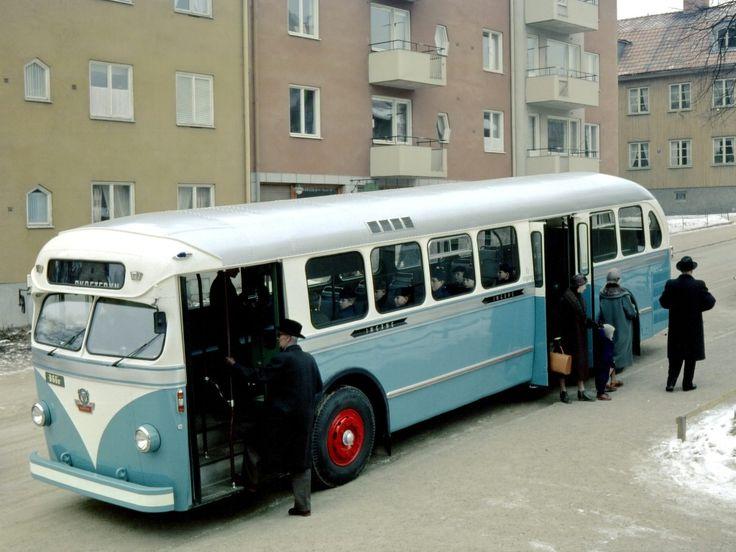 Scania-Vabis C70 Capitol '1954–64 http://en.autowp.ru/scania/scania-vabis_bus/page2/