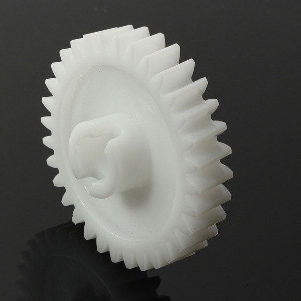 32 Teethes Garage Door Opener Drive Gear Sears Compatible Part 41A2817. 32 Teethes Garage Door Opener Drive Gear Sears Compatible White Part 41a2817    description    material: Abs  color: White  quantity: 1 Pc  drive Gear Number Of Teeth: 32  drive Gear Bore Size: 13mm / 0.5'  drive Gear Outside Diameter: 69.8mm / 2.75'  part Number: 41a2817    compatible With These Models:    liftmaster, Chamberlain Chain Drive Garage Door Opener Models: 1040, 1045, 1046, 1050,  1055, 1056, 1060, 100wd…