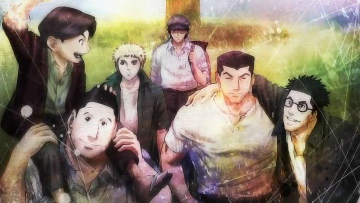 RAINBOW Nisha Rokubou no Shichinin - so TOUCHING. the FEEEEELS